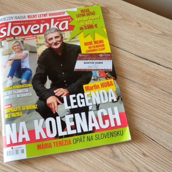 Tempo Kondela, Slovenka